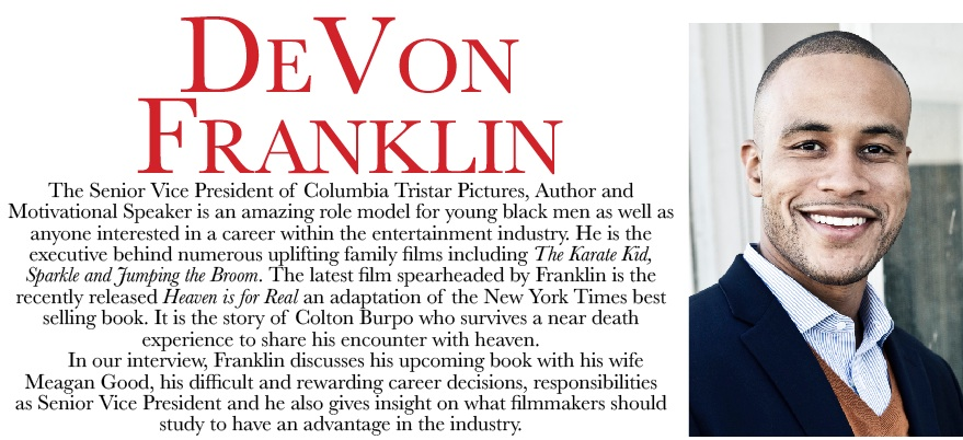 1-Devon Franklin for AimerAmour Magazine Intro