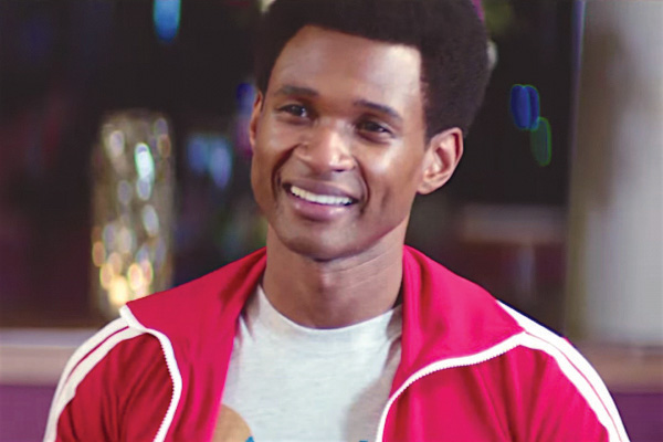 "Usher as Sugar Ray Leonard In ""Hands Of Stone"""