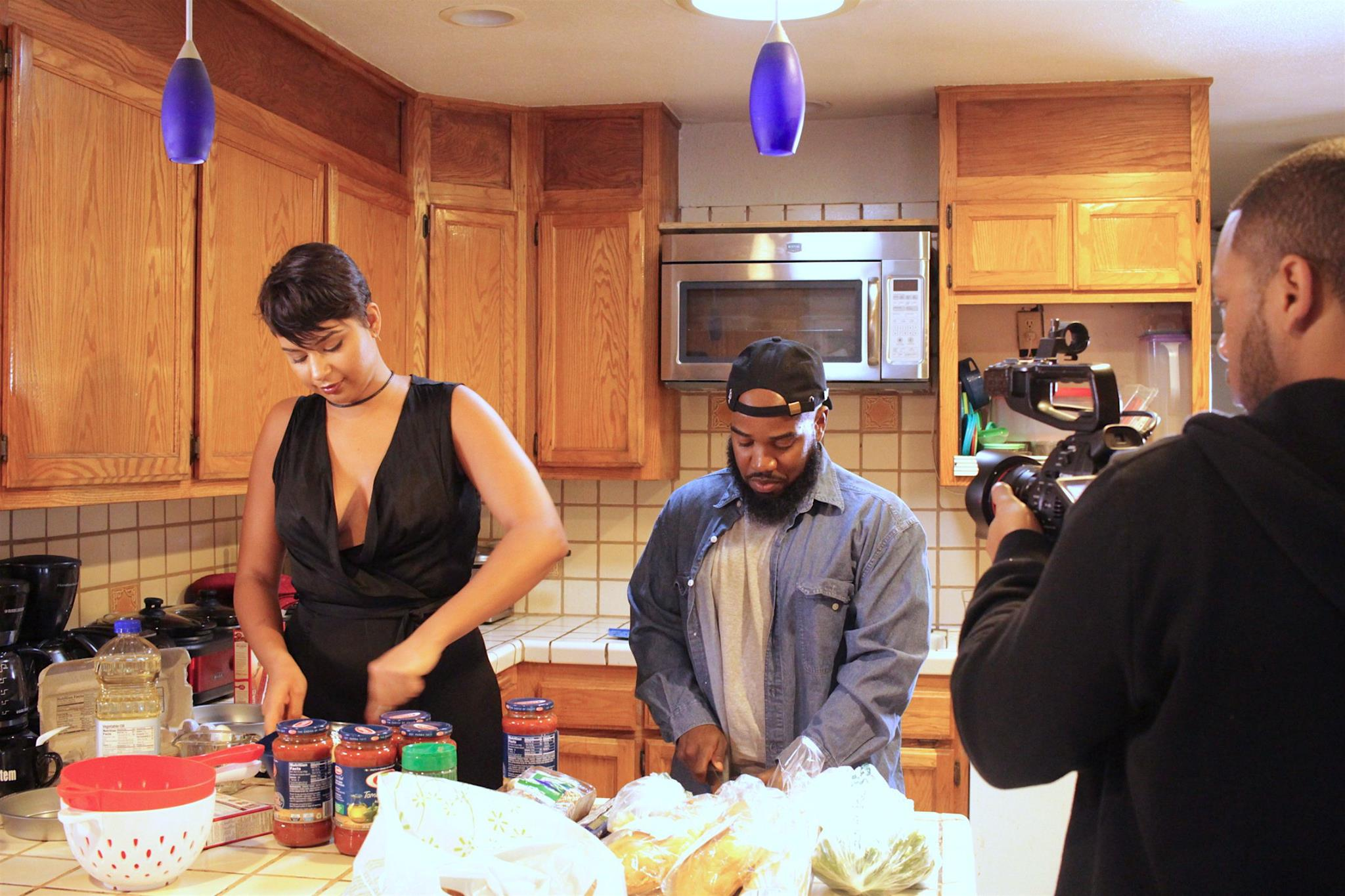 Old Wayz Kitchen Scene