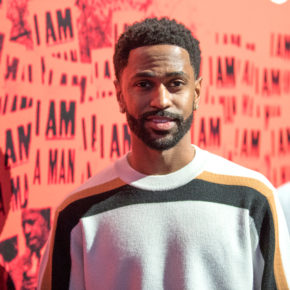 Zon DAmour Interviews Big Sean At The LA Men Of Courage Event LA